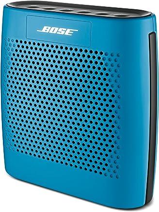 Parlante SoundLink Color con Bluetooth de Bose (Negro) Altavoz Bluetooth Azul