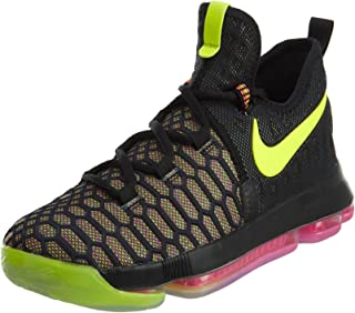 new product 466ae d1010 Nike Kids Zoom KD9 GS Basketball Shoes Multi-Color 855908-999 (5.5Y