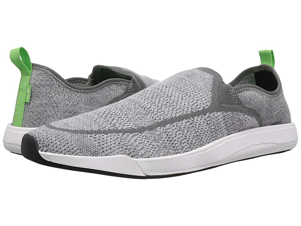 Sanuk Chiba Quest Knit (Grey) Shoes