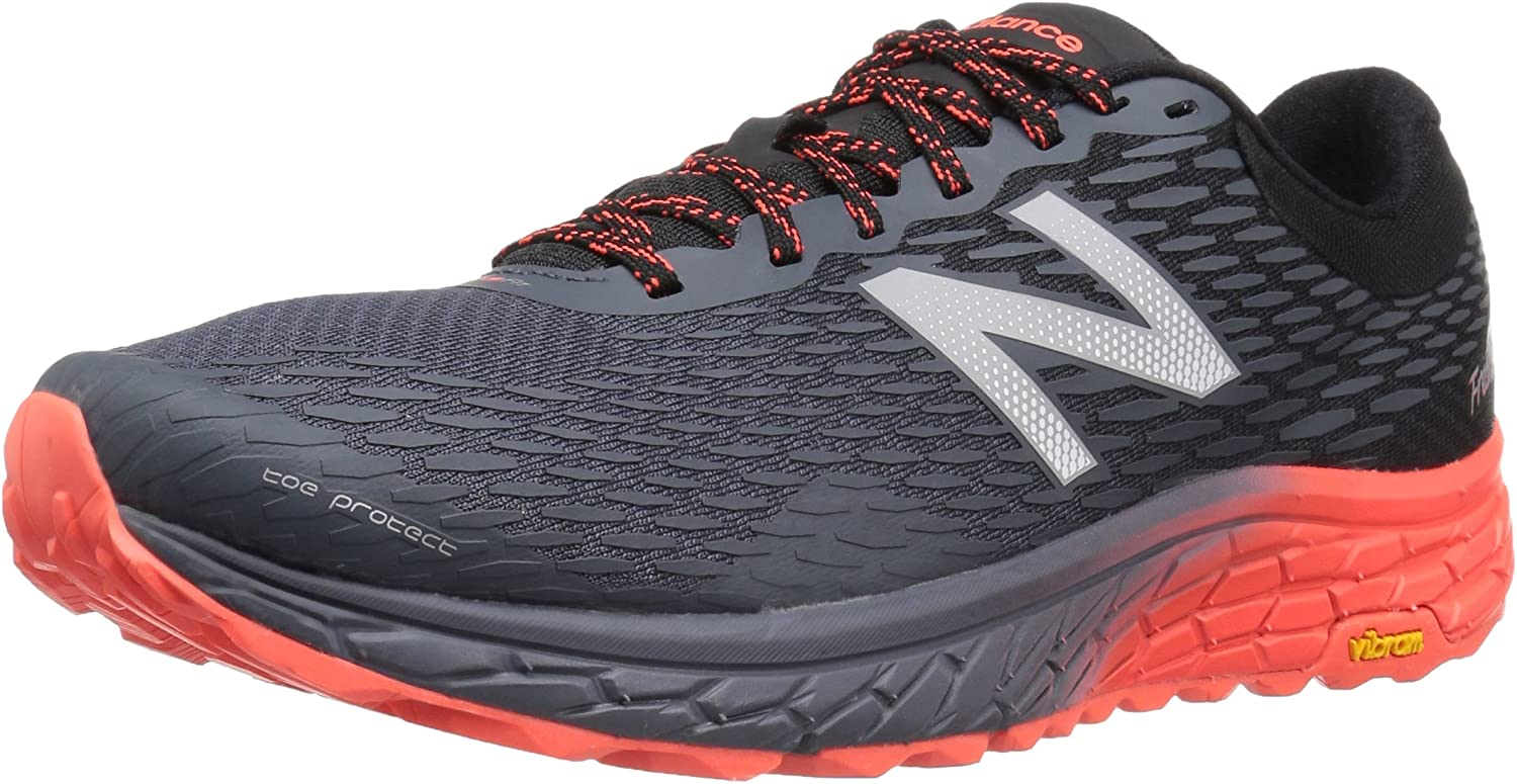 New Balance Mens Hierov2 Trail Running shoes