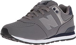 New Balance Boys' KL574V1 Paint Chip Pack Sneaker