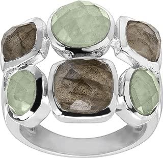 Best aventurine rings sterling silver Reviews