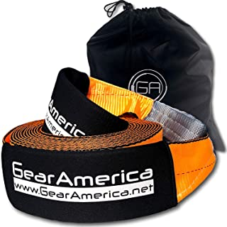 "GearAmerica Recovery Tow Strap 4"" x 30' 
