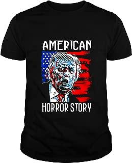 American Horror Story Funny Halloween Donald Trump T-Shirt