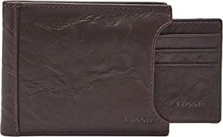 Fossil Men's Neel Sliding 2 In 1 Leather Wallet