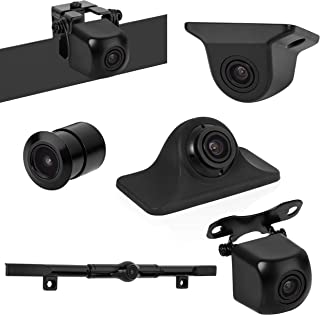 BOYO VISION VTK601HD - Universal HD Backup Camera with Multiple Mounting Options (6-in-1 Camera System) photo
