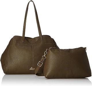 Lavie Nokaan Women's Handbag with Wallet (Olive)