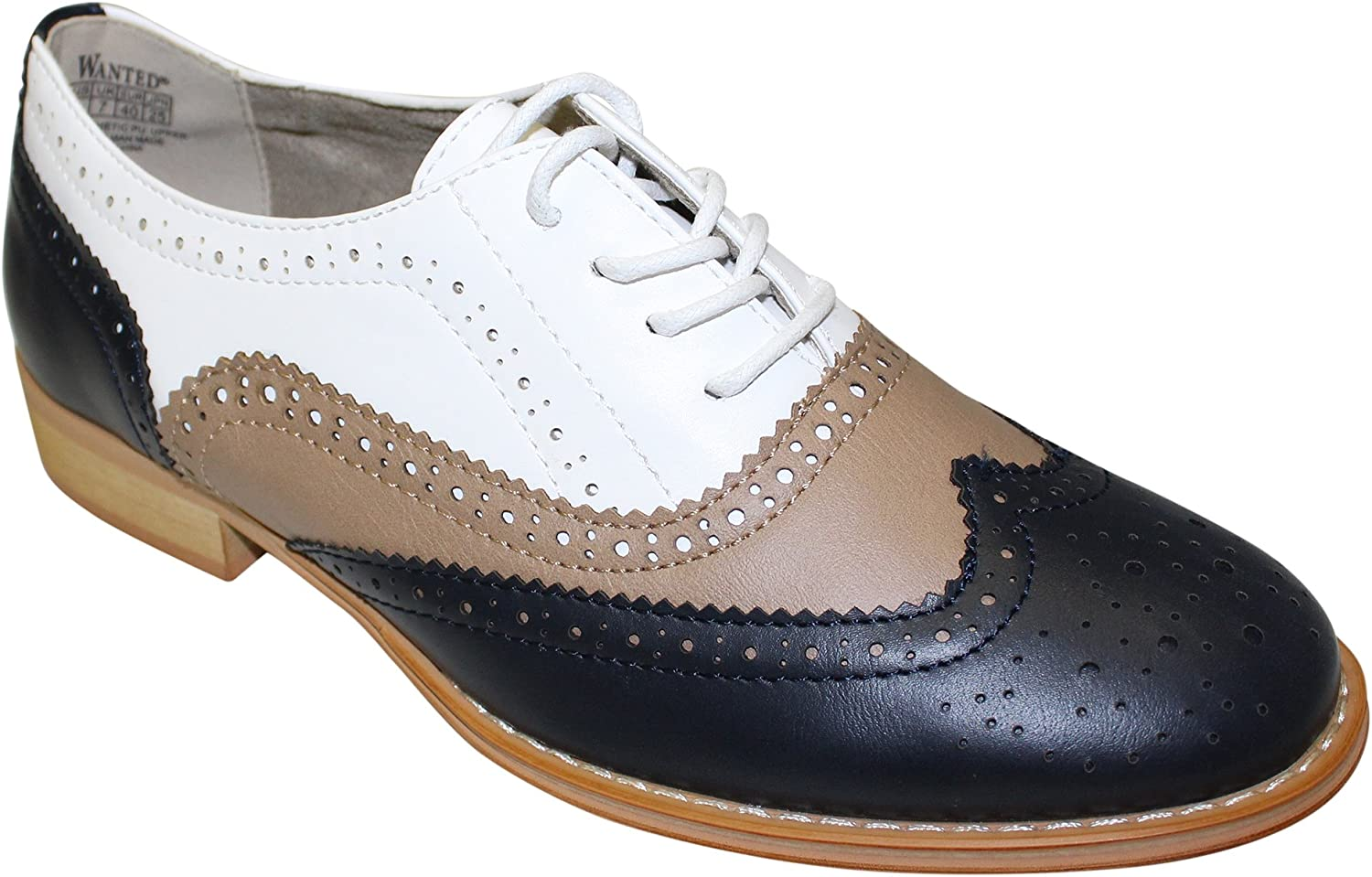 Wanted shoes Women's Babe Oxford shoes