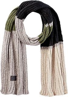 camel active 4073304v3310 Bufanda para clima frío, Grey Melange, OS para Hombre