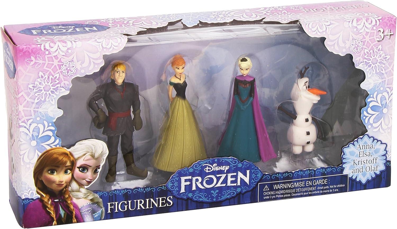 Disney CLR369  Spielfigur  Frozen 4 Pack