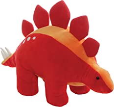 GUND Tailspin Dinosaur Stegosaurus Stuffed Animal Plush, Red, 18""