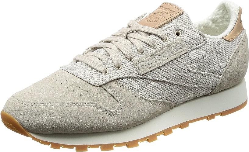 Reebok Cl Leather Ebk, Chaussures de Fitness Homme