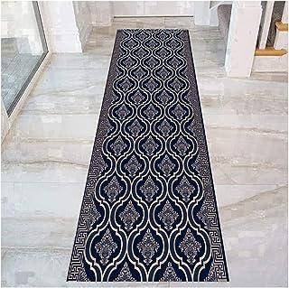 HAIPENG Non Slip Runner Rug for Hallway, Very Long Hall Carpet Runners, Formal Entrance Mat for Corridor Kitchen Staircas...