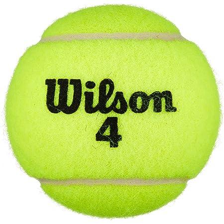 Wilson ULTRA CLUB ALL CT TBALL 4 BALL CAN