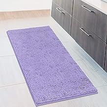 MAYSHINE Bath mat Runners Bathroom Rugs,Long Floor mats,Extra Soft, Absorbent, Thickening Shaggy Microfiber,Machine-Washab...