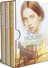 Safe House: Three Book Box Set: 3 Christian Romantic Suspense Novellas