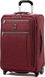 travelpro crew 11 21 expandable spinner carry on