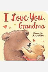 I Love You, Grandma Board book
