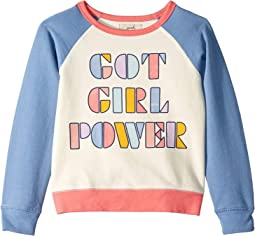 Got Girl Power Sweatshirt (Toddler/Little Kids/Big Kids)