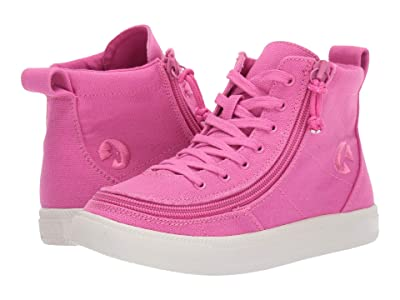 BILLY Footwear Kids Classic Lace High (Toddler/Little Kid/Big Kid) (Pink Raspberry) Girls Shoes