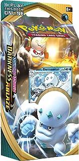 Pokemon TCG: Sword & Shield Darkness Ablaze Theme Deck Featuring Galarian Darmanitan