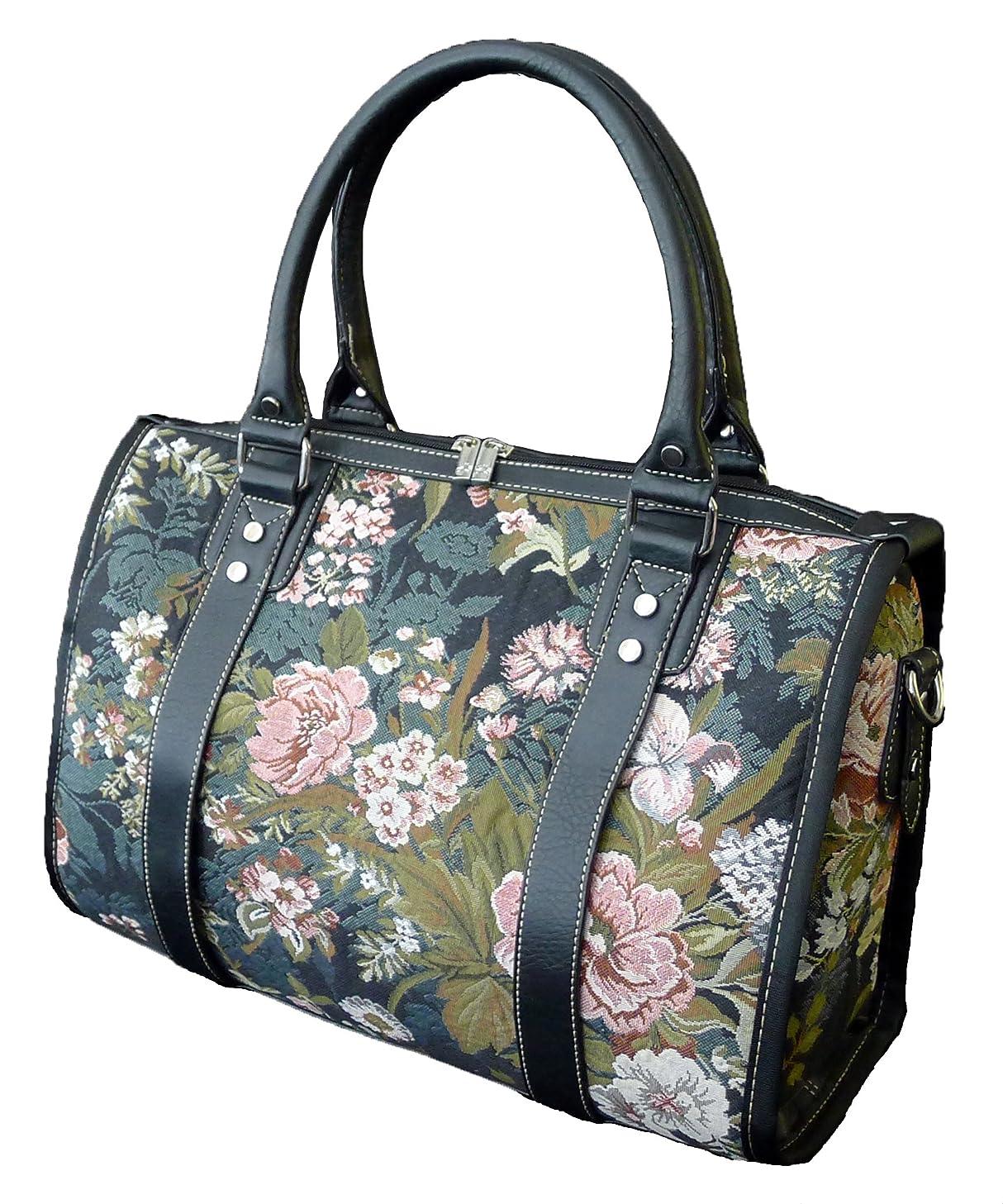 Signare 93038-Blossom Blossom Tapestry Large Purse