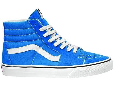 Vans SK8-Hitm (Nebulas Blue/True White) Skate Shoes