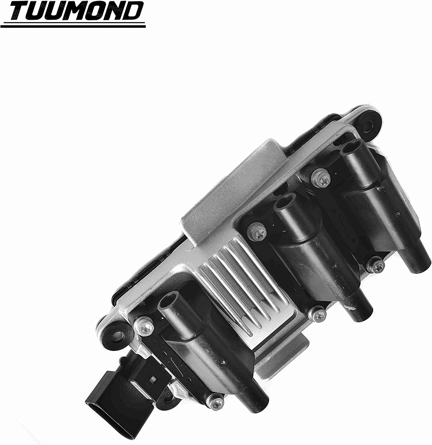 TUUMOND Ignition Coil Pack Compatible New Outlet sale feature product with 1998-2001 A6 Audi A4