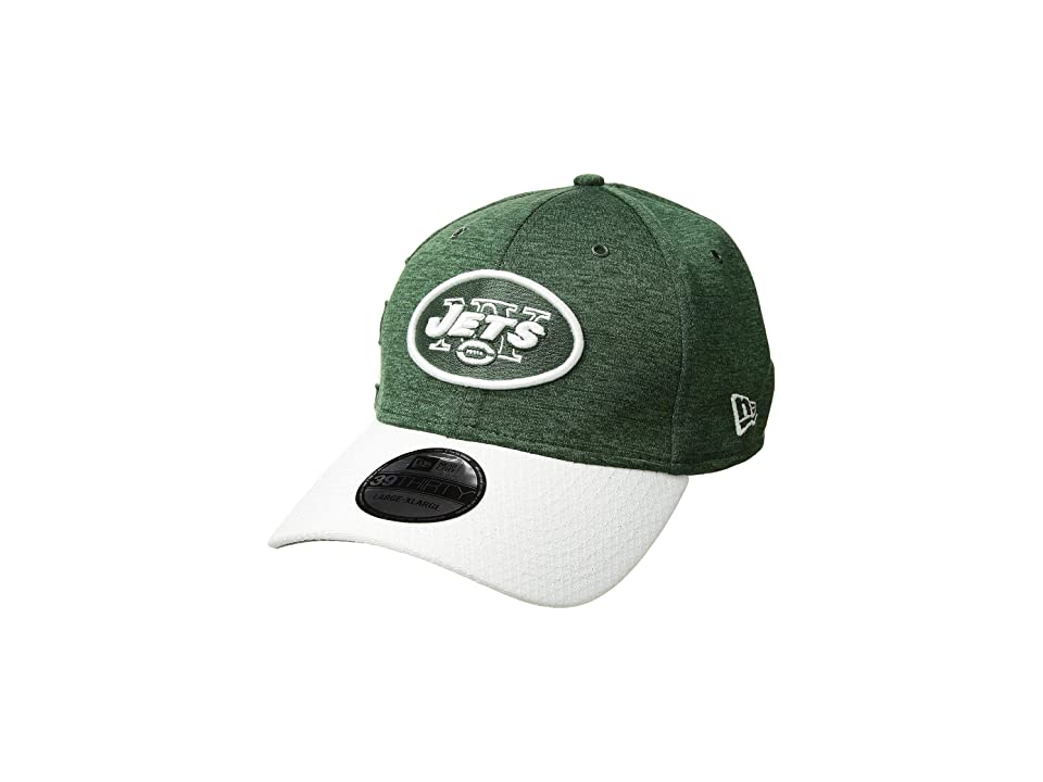 New Era - New Era 39Thirty Official Sideline Home Stretch Fit - New York Jets