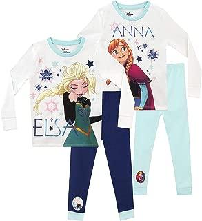 Girls' Frozen Pajamas 2 Pack