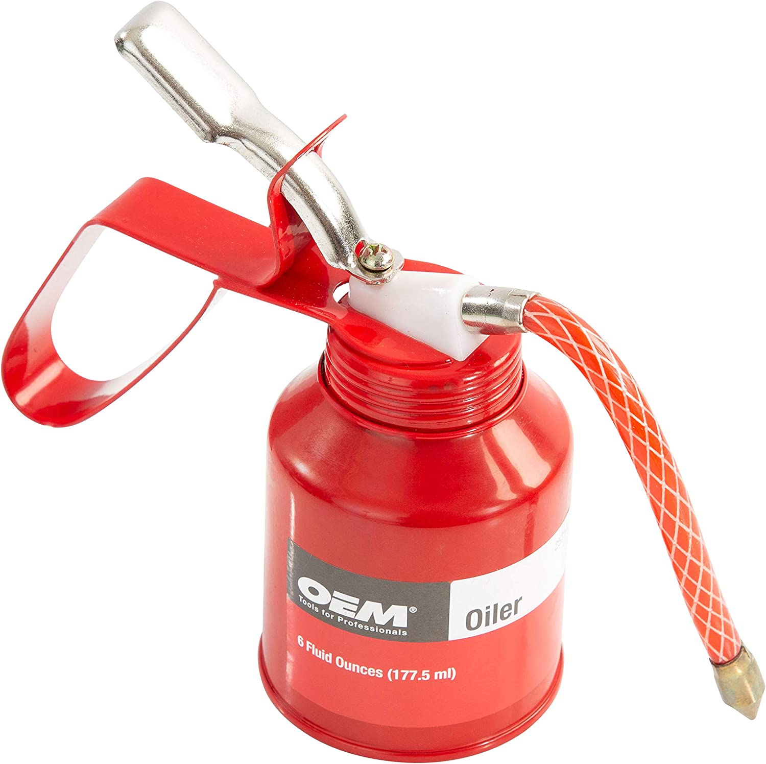 OEM TOOLS Sale special price 25714 6-Ounce Pump Oil Ha Year-end annual account Can Gun Spout Flexible