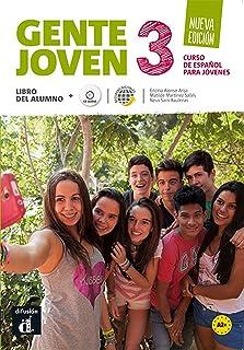 Gente Joven Nueva edición 3 Libro del alumno + CD: Gente Joven Nueva edición 3 Libro del alumno + CD