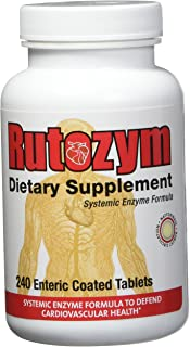 Naturally Vitamins Rutozym 240 ct, Bottle