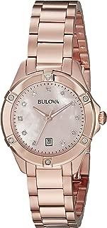 97R101 13mm Rose Gold Rose Gold Watch Bracelet