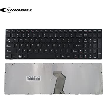 Keyboard to New Laptop Keyboard Alternative Lenovo Ideapad Z560 ...