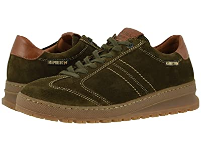 Mephisto Jumper (Moss/Hazelnut Velsport) Men