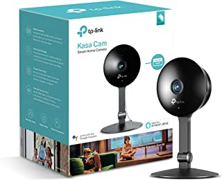 Kasa Cam by TP-Link – WiFi Camera for Home, Indoor Camera, Works with Alexa and Google (KC120) (Renewed)