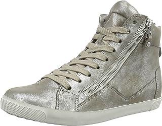 c18501d01c Kennel und Schmenger Schuhmanufaktur Damen Queens - Sneaker - Zip High-Top