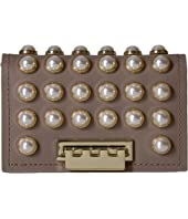 ZAC Zac Posen - Earthette Card Case with Chain - Pearl Lady