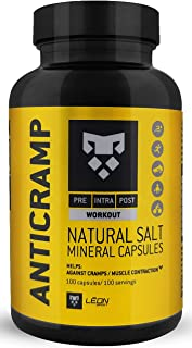 Best minerals to prevent leg cramps Reviews