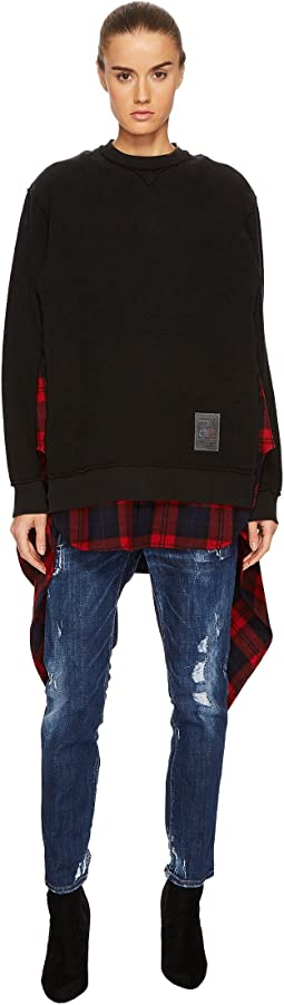 DSQUARED2 - Mountain Sweatshirt Twofer
