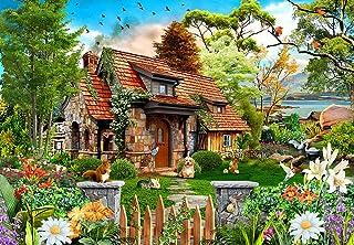 Merle's Cottage 1000 Piece Jigsaw Puzzle