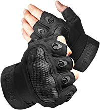 FREETOO Tactical Gloves for Men Military Airsoft Gloves for Climbing Hunting Hiking..