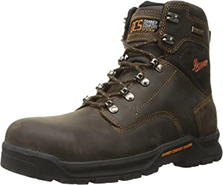 "Danner Men's Crafter 6"" Non-Metallic Toe-M"