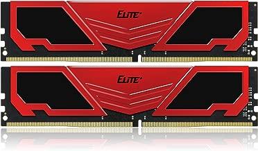 Team 16GB Elite Plus DDR4 2666MHz CL19 PC4-21300 Dual Channel Kit (2 x 8GB)