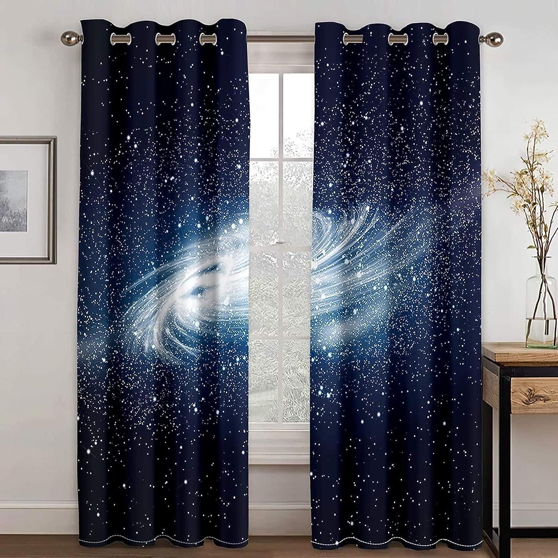 Daesar Blackout Curtains 35% OFF 2 Panel Sets Regular dealer for Living Drapes Da Room