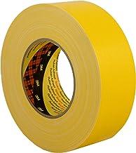 3M Premium geweven tape 389, geel, 25 mm x 50 m (36 stuks)
