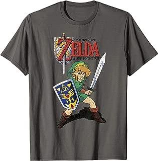Legend of Zelda Link To The Past Cartoon Art Graphic T-Shirt