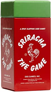 DSS Games Sriracha: The Game - A Spicy Slapping Card Game for The Whole Family (SRCHv1)