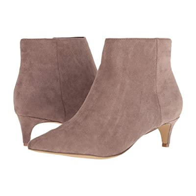 Charles by Charles David Kiss (Taupe Microsuede) Women